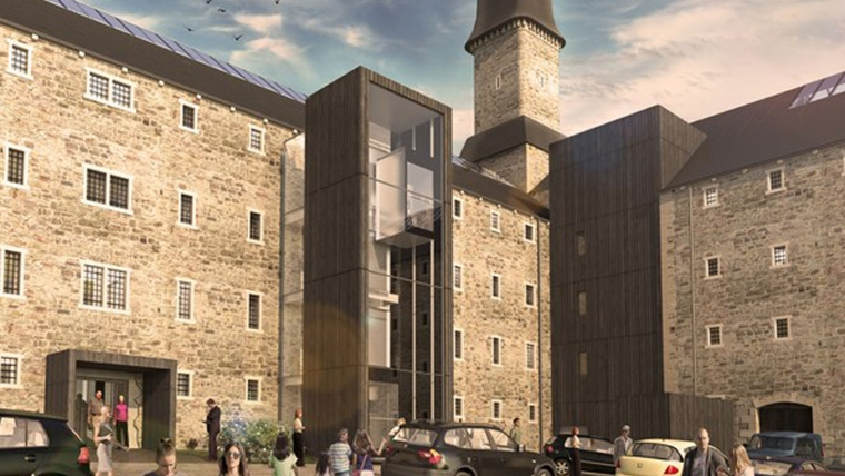 Bodmin Jail Redevelopment